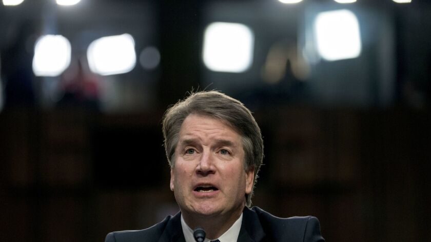 Newsletter: How the FBI's Kavanaugh investigation was limited