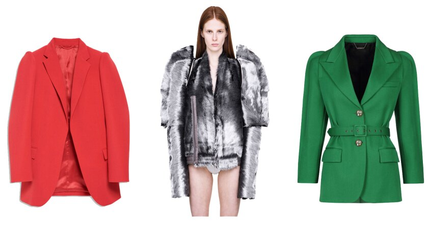 Bold and bright and available now: shopping the fall and winter 2019 women's trends