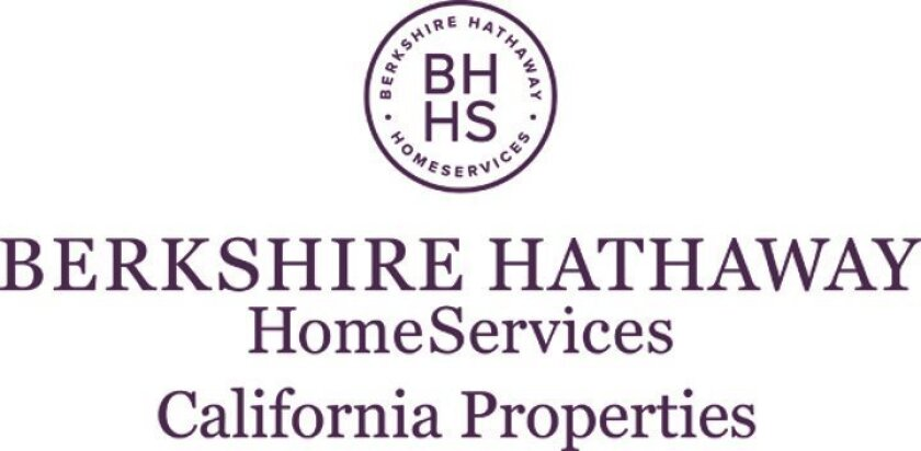 For information about Berkshire Hathaway HomeServices California Properties, visit bhhscalifornia.com