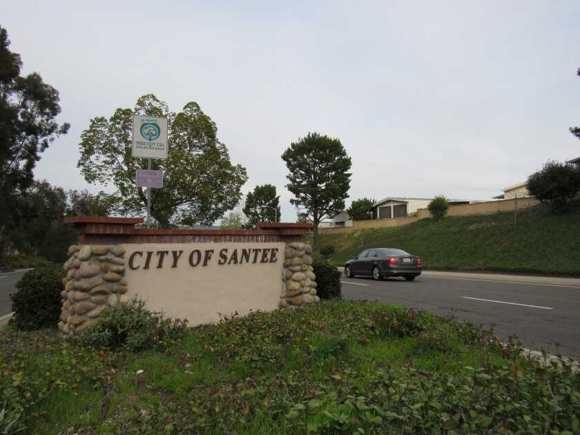 The city of Santee has decided to ban smoking in all city parks.