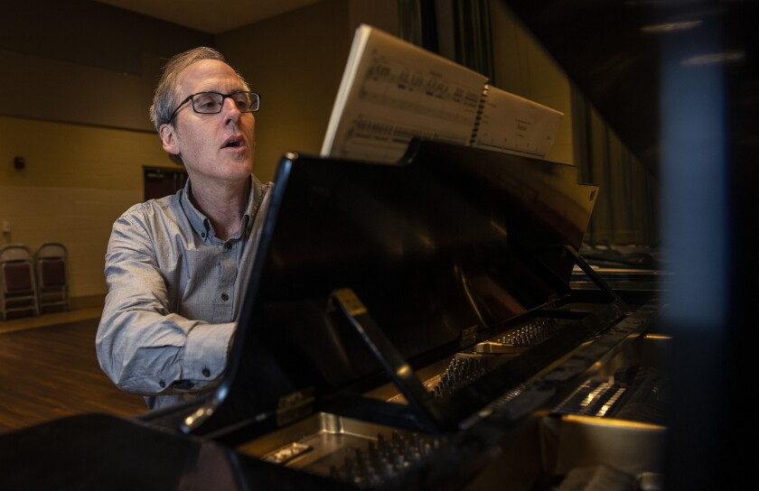 Composer Jeff Beal.