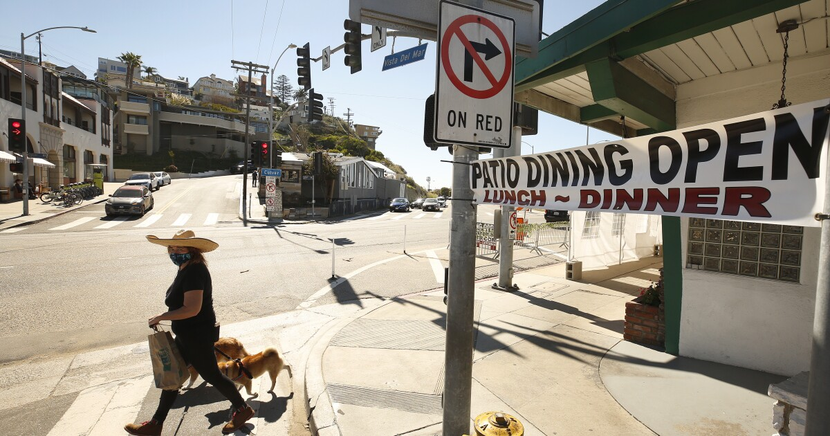 California reopening after COVID-19 surge: What to know - Los Angeles Times