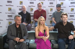 Comic-Con: 'Batman: The Killing Joke'