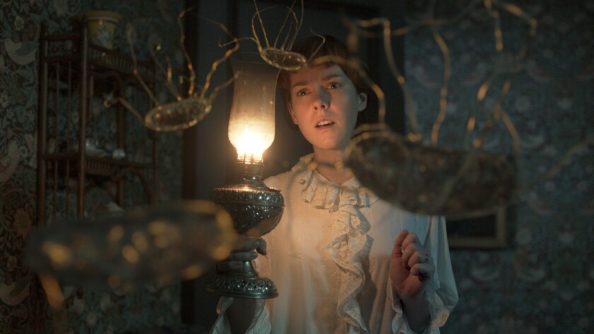 """Jena Malone stars in a scene from the movie """"Angelica."""" Credit: Freestyle Digital Media"""