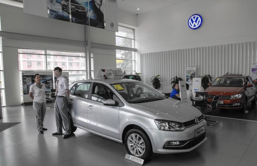 China car sales first half of 2015