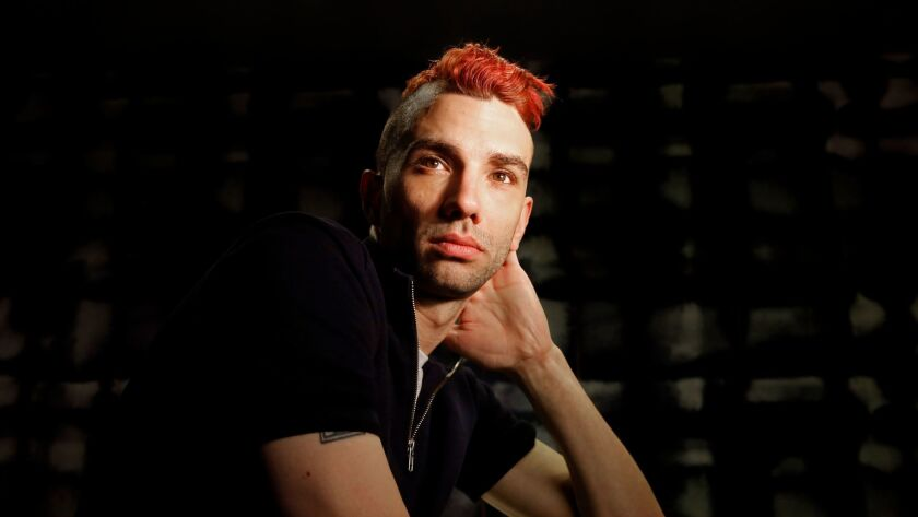 NEW YORK_NEW YORK__Aug. 29, 2017--Actor/filmmaker Jay Baruchel has completed the movie GOON 2, the s