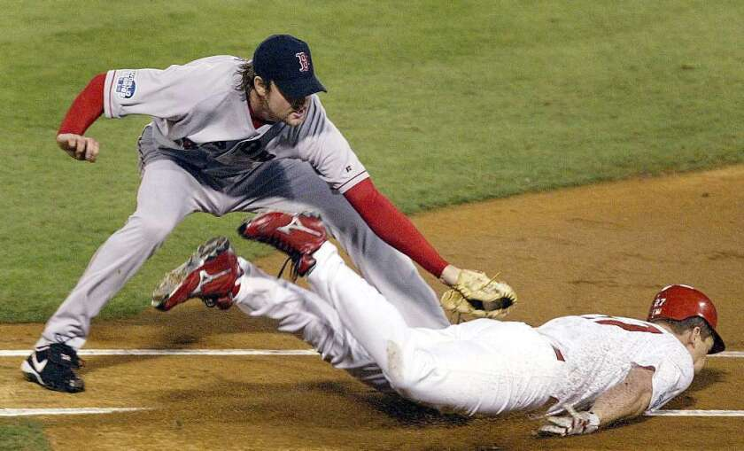 The Red Sox and Cardinals will square off in the 2013 World Series.