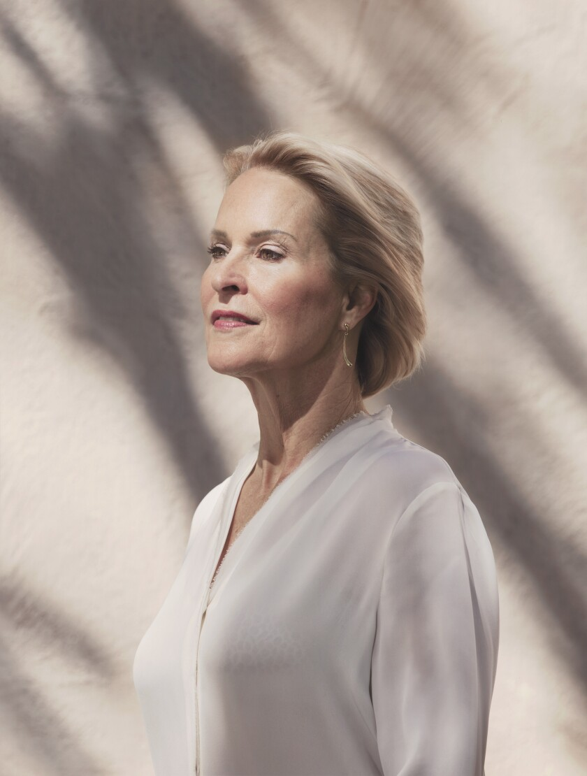 la-et-frances-arnold-national-portrait-gallery