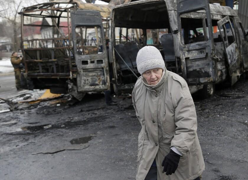 Ukraine conflict