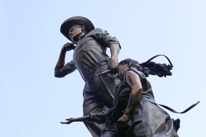 Bracero Monument