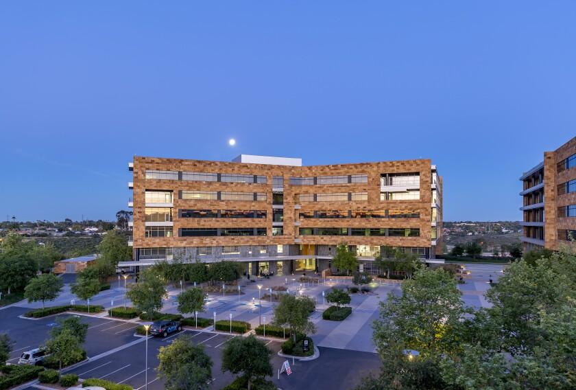 Guild Mortgage's headquarters in Kearny Mesa.