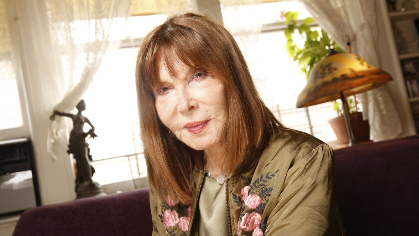 Actress and director Lee Grant, in her New York City home above, will be honored at the TCM Classic Film Festival April 6-9.