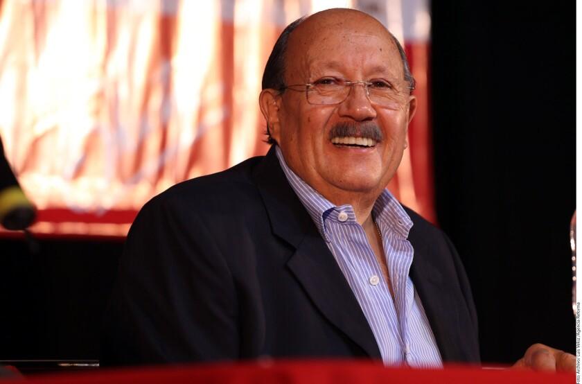 Leopoldo García Peláez Benítez es el nombre real del comediante Polo Polo.