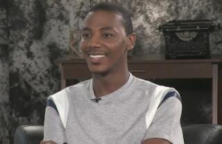 Jerrod Carmichael talks about that last-minute renewal for 'The Carmichael Show,' the Trump finale and more