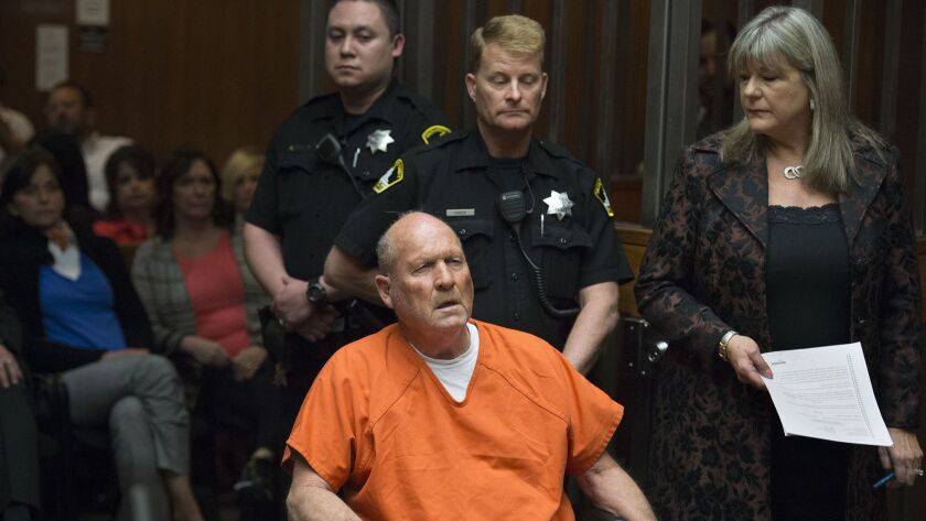 'Golden State Killer' a crime relic as serial killings fade in mass shooting era