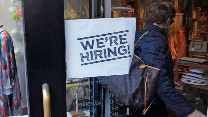 ...But there's still more part-time employment than expected. Is Obamacare the reason?