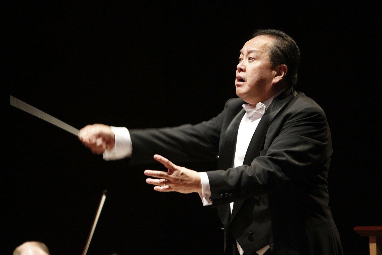 Jahja Ling, Music director, San Diego Symphony