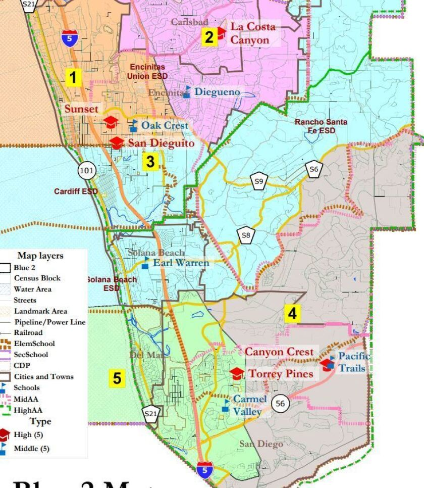 San guito to vote on district map Dec. 14 - Del Mar Times on