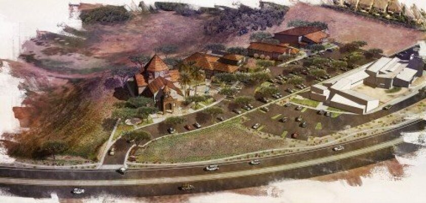 Plans for St. John Garabed Armenian Church on El Camino Real were approved by the Carmel Valley Community Planning Board.