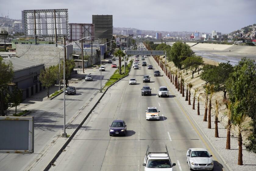 Vía Rápida de Tijuana