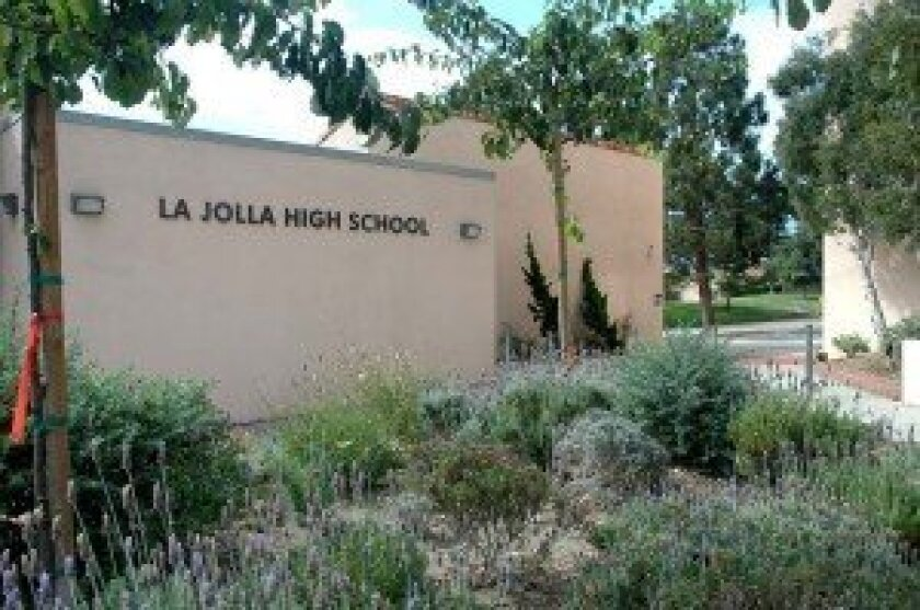 "La Jolla High School is scheduled to have 72 enrollment ""choice"" seats allocated for the fall, according to the San Diego Unified School District."