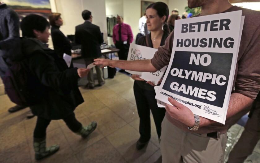 Boston 2024 Olympic bid