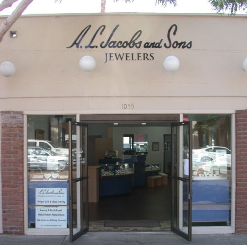 A.L. Jacobs and Sons Jewelers will close soon after 83 years in business.