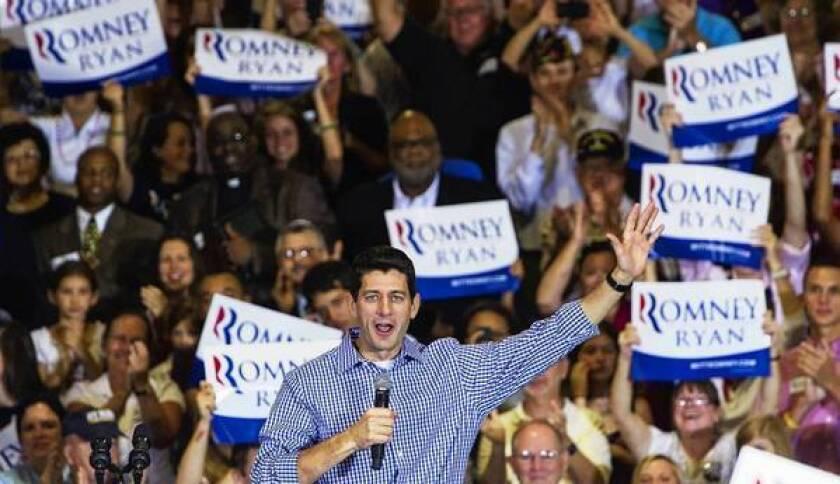 Romney-Ryan campaign tackles Medicare in Florida
