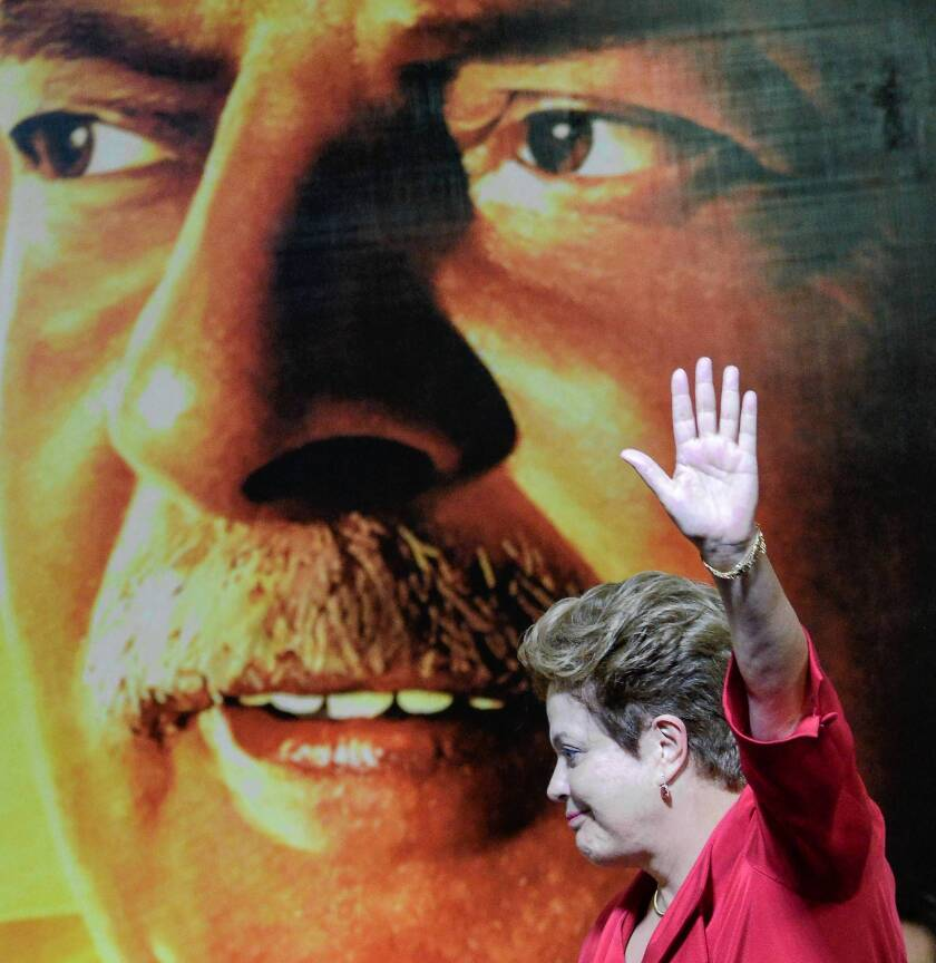 Brazil's Rousseff takes nuanced approach to foreign policy