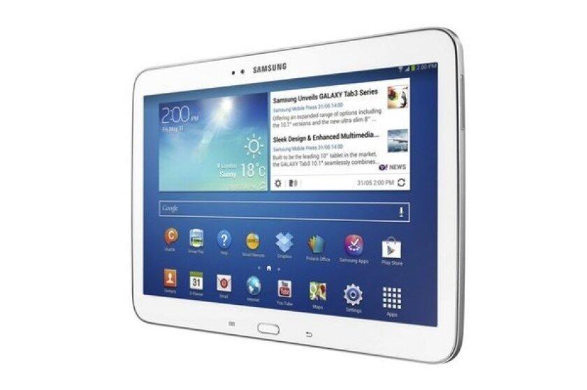 Samsung Galaxy Tab 3 10.1 - 16 GB $399