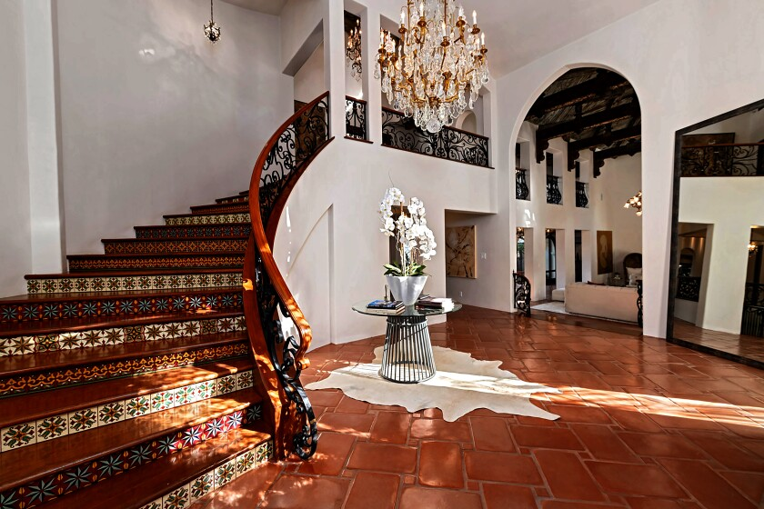 Wallace Neff-designed Home of the Week in Beverly Hills