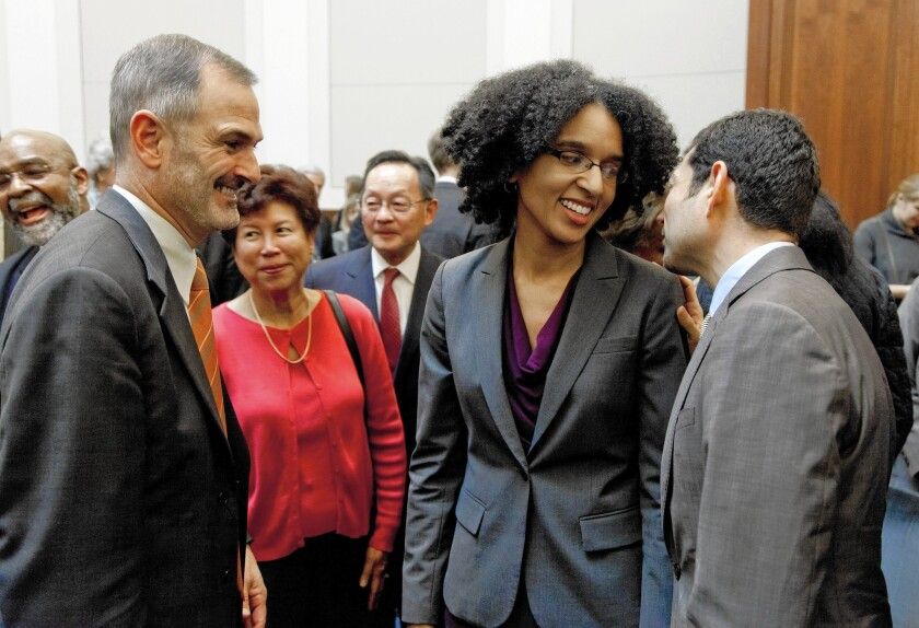 Newly appointed California Supreme Court Justice Lenodra Kruger surprised analysts when she voted against reconsidering a case involving a law that some justices said had been inspired by homophobia.