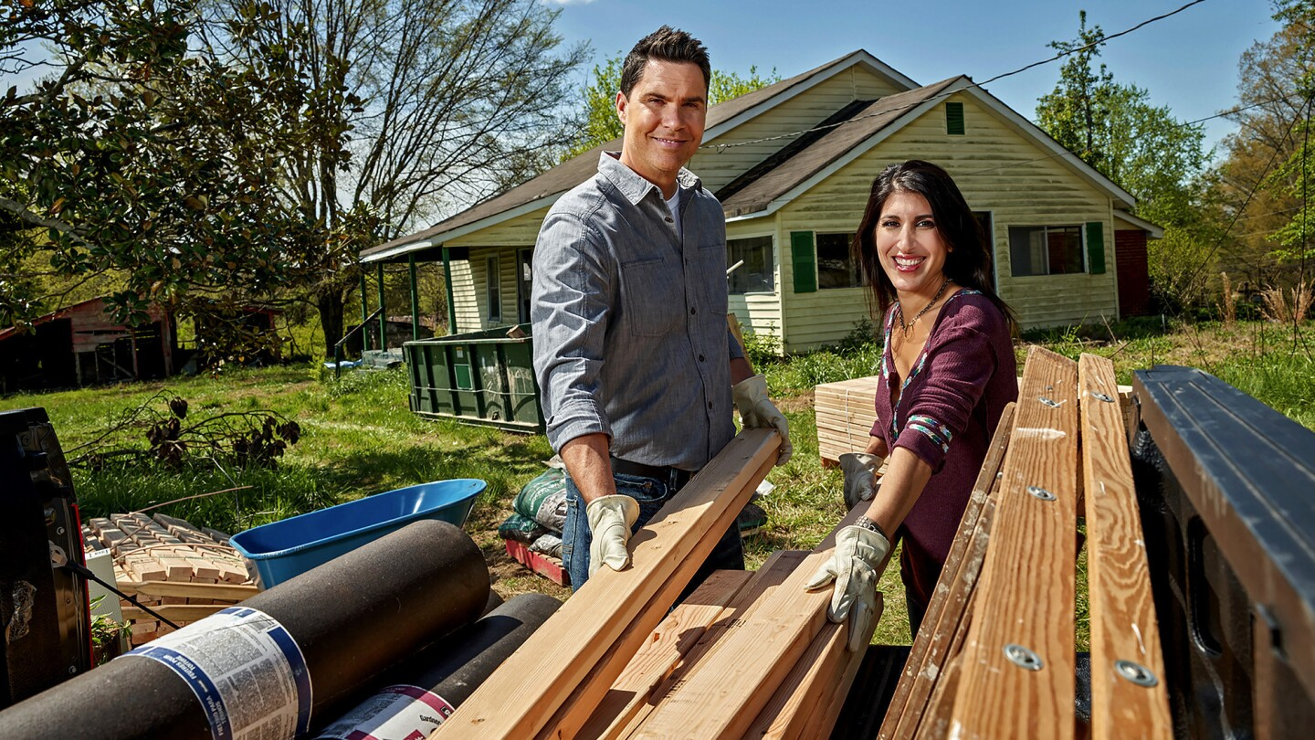 """HGTV's """"Flip or Flop Atlanta"""" hosts Ken and Anita Corsini have renovated more than 700 homes in the city's sprawling metro area."""