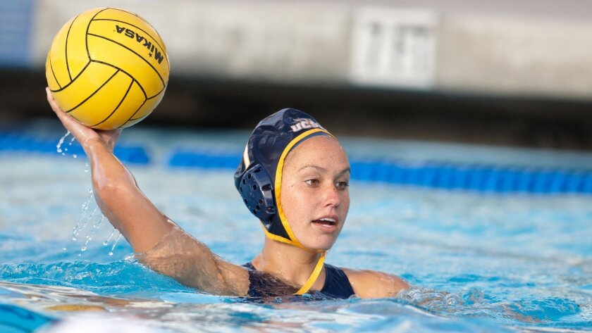 Captain Hanalei Crowell scored the goal that sent UCSD to the NCAA tournament.