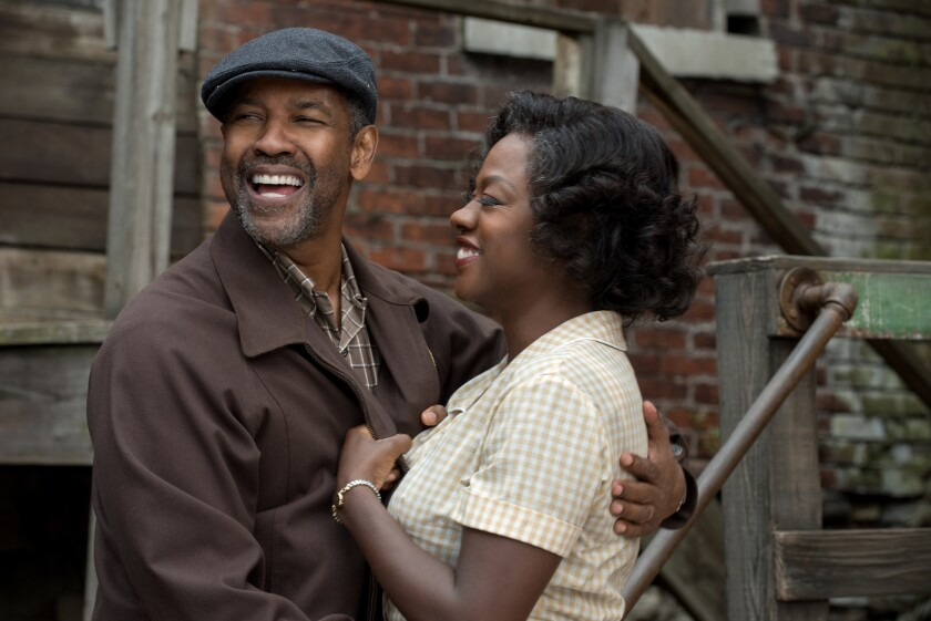 WINNER: Male actor in a leading role — Denzel Washington; female actor in a supporting role — Viola Davis; NOMINATED: Cast in a motion picture.