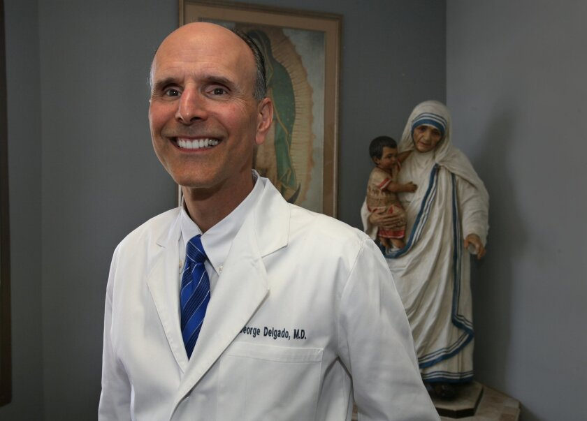 Escondido doctor George Delgado, founder of Culture of Life Family Services, has become a notable figure in the discussion and practice of whether or not the effects of abortion pills are reversible.
