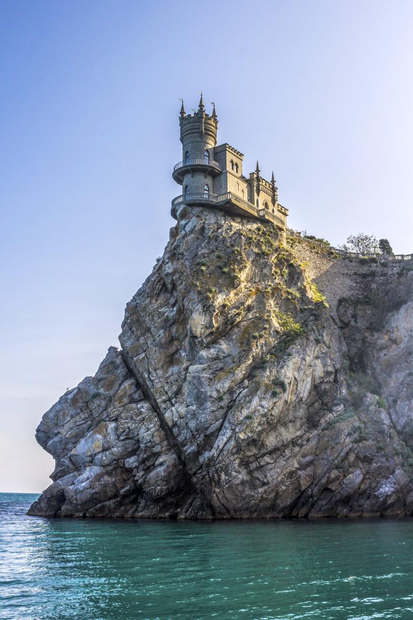 Crimea, Yalta, Swallow's Nest