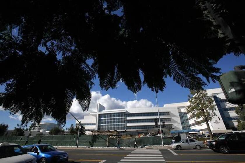 UCLA may be among bidders for St. John's Health Center