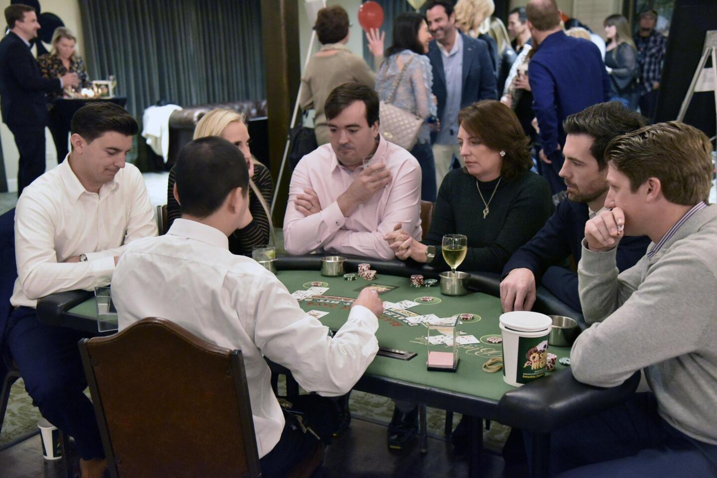 Casino Night benefits RSF Community Center