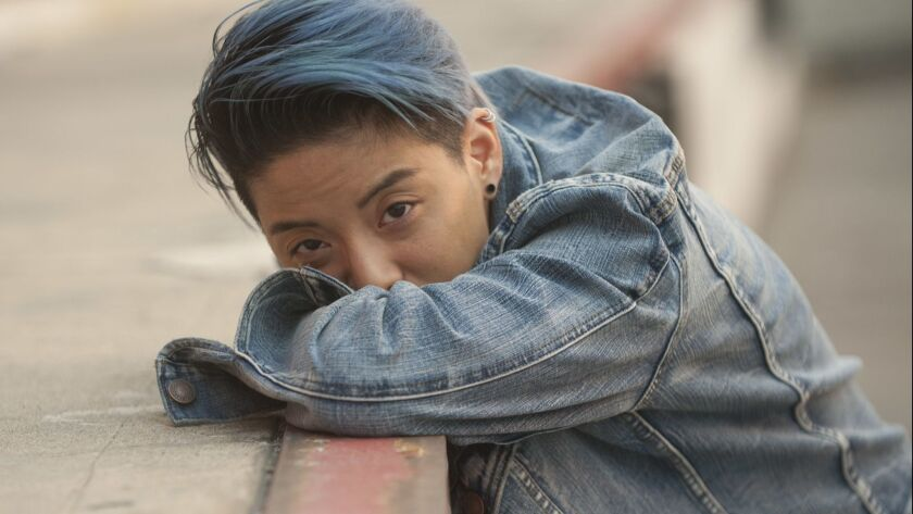 Amber Liu's show of strength: The K-pop star goes solo, with
