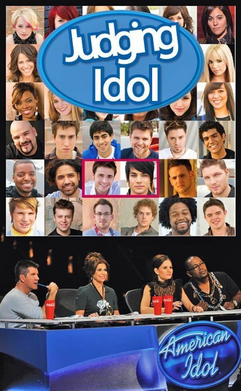 "Between the new four-judge panel and the bonus contestants, this season's ""American Idol"" gave us way too much talking and not nearly enough singing. Innovation or irritation? You be the judge. (Fox TV)"