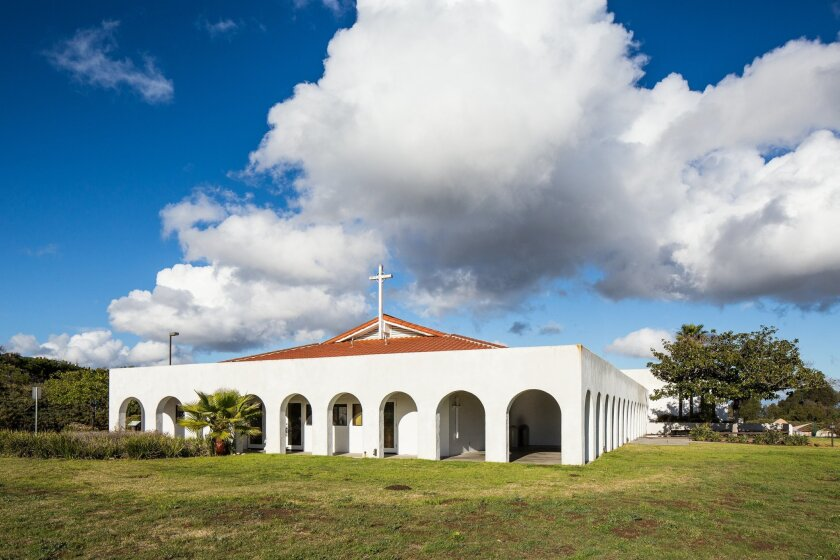 Mount Soledad Presbyterian Church in La Jolla
