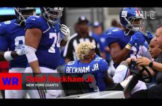 Pro Football Doc: Giants receivers