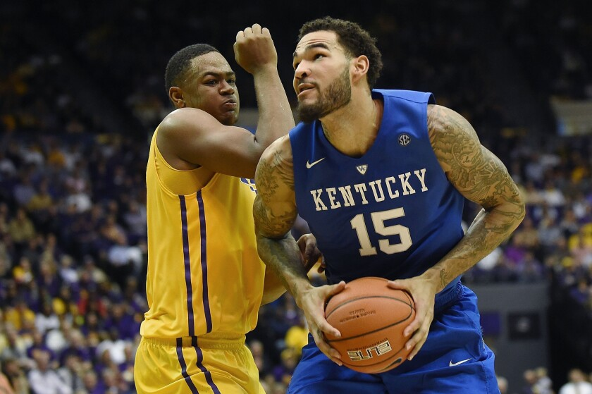 Willie Cauley-Stein, Jarell Martin