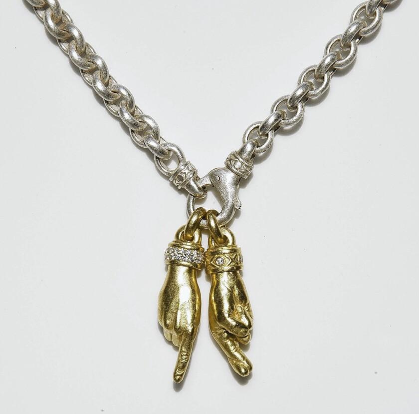 Hand to Hand jewelry