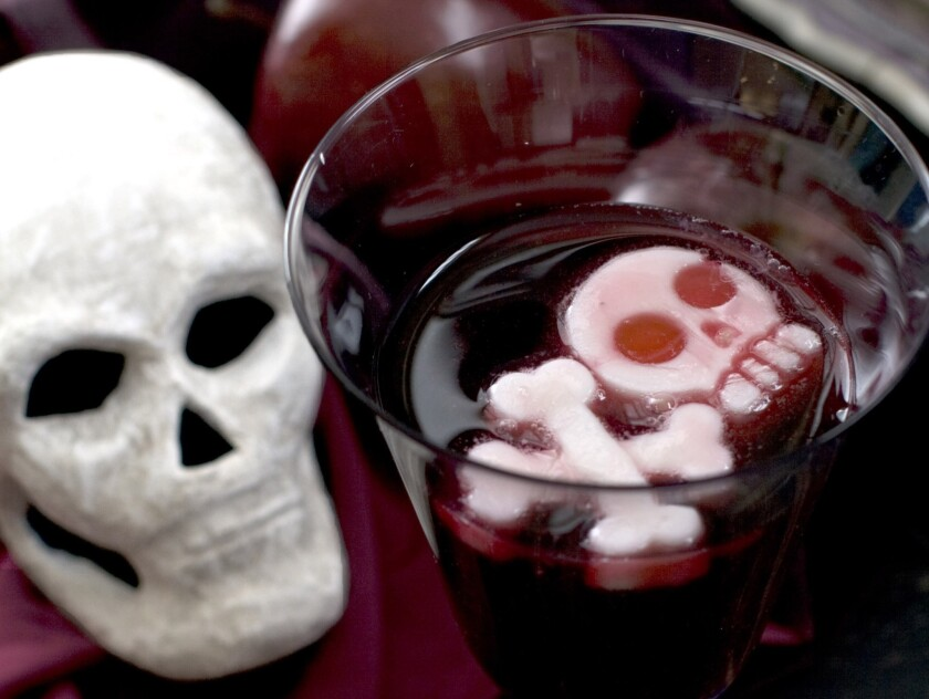 There are plenty of places around town celebrating Halloween with food and drink specials.