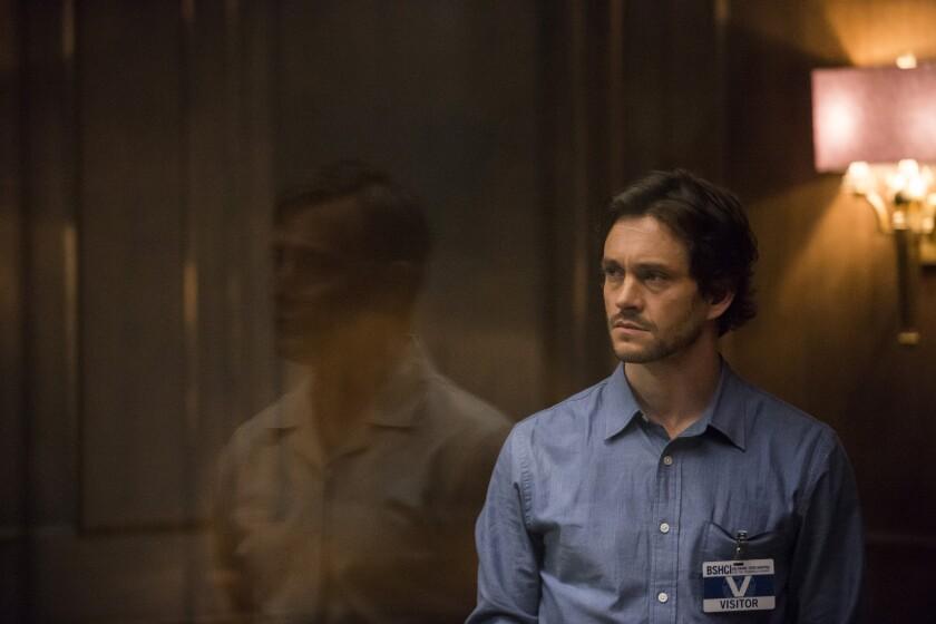 "Hugh Dancy as Will Graham in ""Hannibal."""