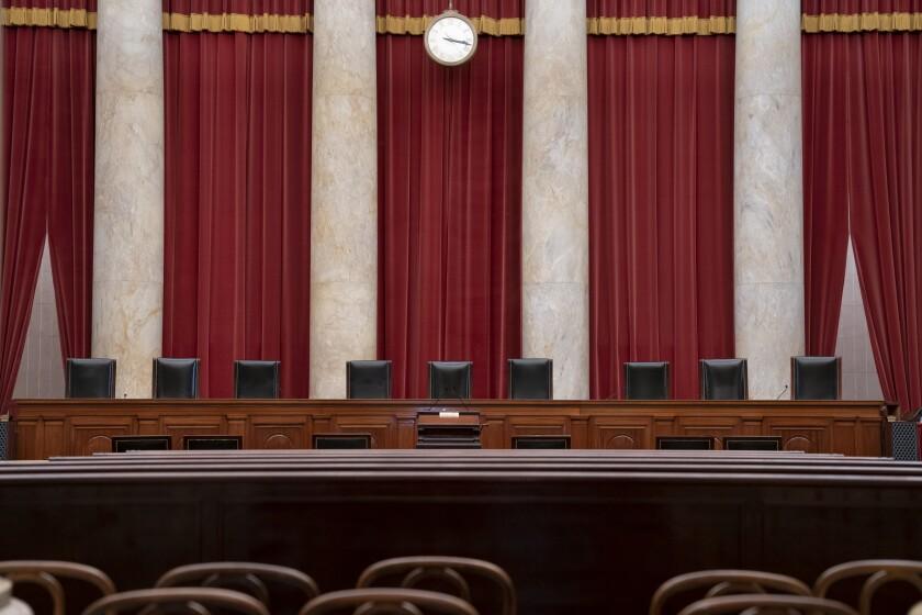 Supreme Court New Term