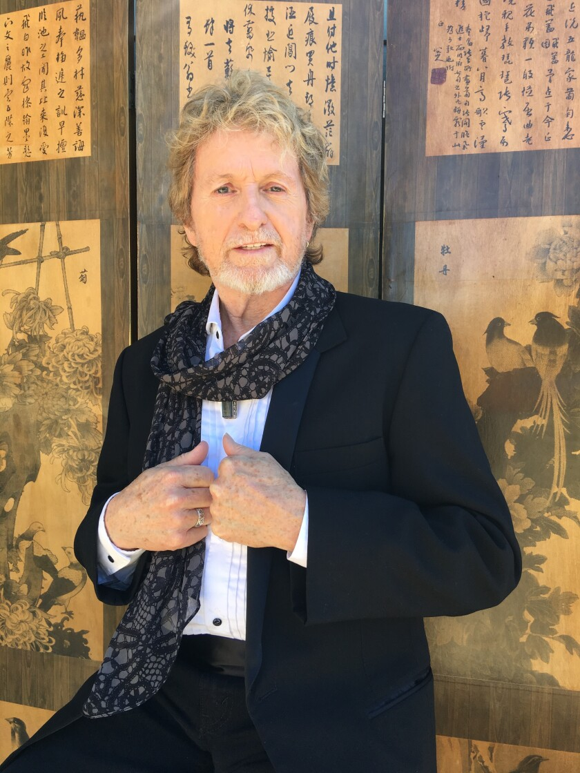 """I have been through periods,"" says Jon Anderson, ""where I thought: 'This album will change the world!' And it didn't."""