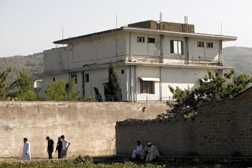 Osama bin Laden was killed in this Abbottabad, Pakistan, compound. Seymour Hersh challenges the U.S. government's version of the events leading up to the raid by American special forces.